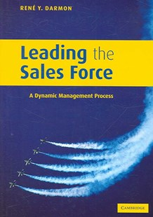 Leading the Sales Force by René Y. Darmon, René Darmon (9780521848343) - HardCover - Business & Finance Human Resource