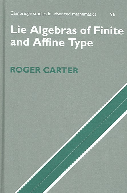 Lie Algebras of Finite and Affine Type
