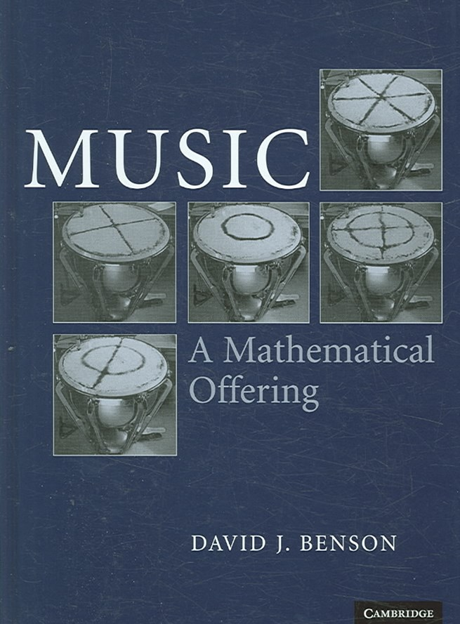 Music: A Mathematical Offering