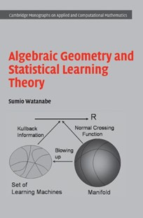Algebraic Geometry and Statistical Learning Theory by Sumio Watanabe (9780521864671) - HardCover - Computing Programming