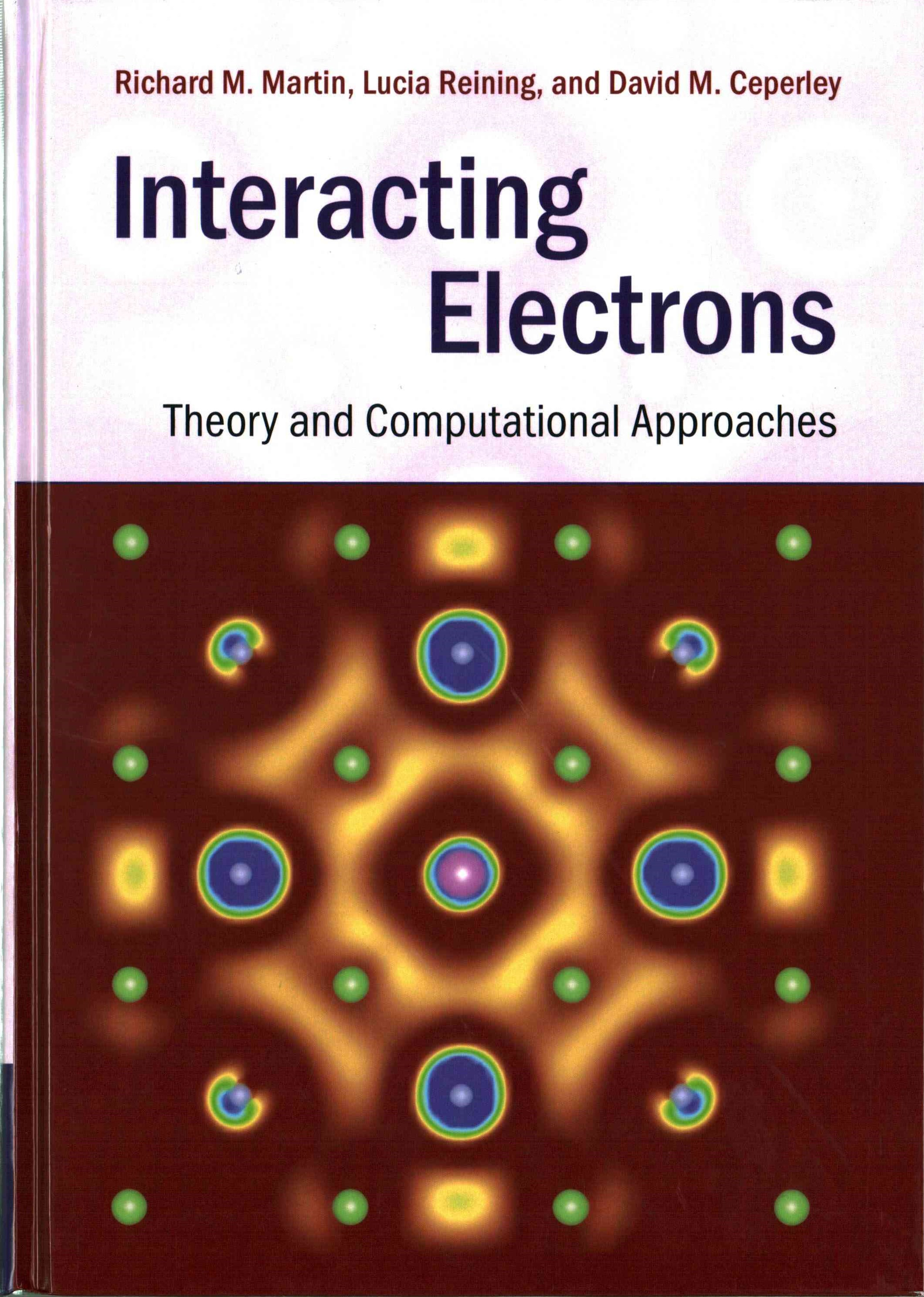 Interacting Electrons