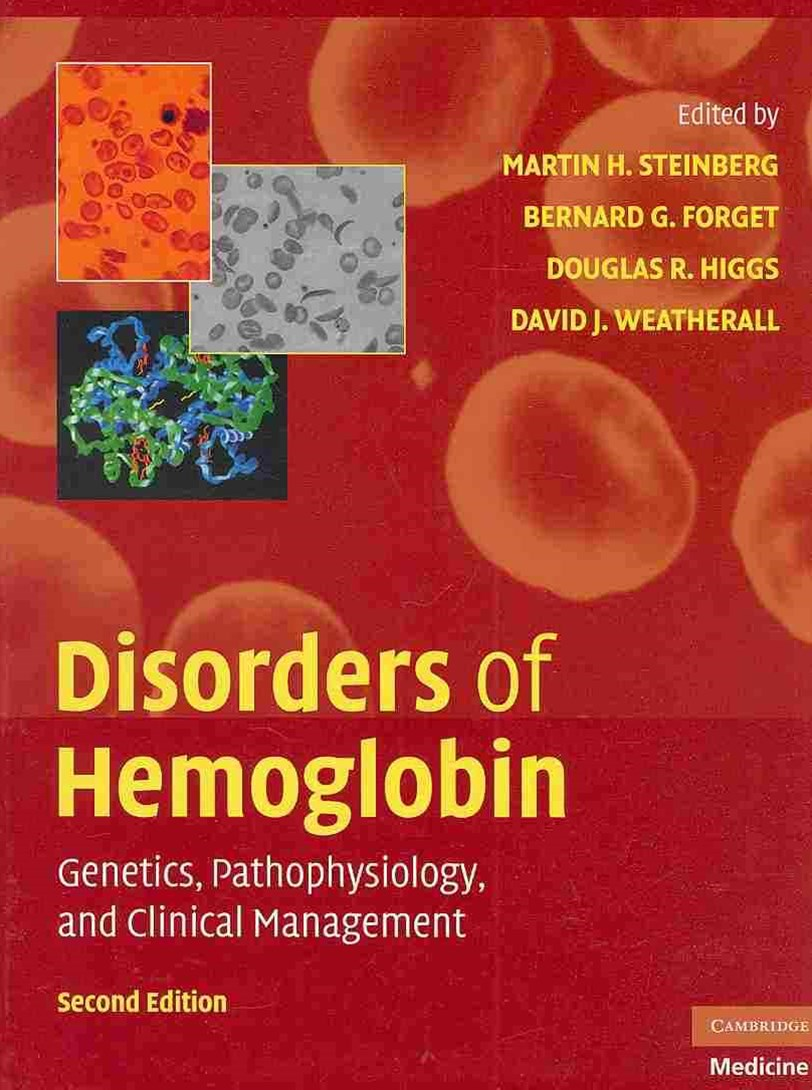 Disorders of Hemoglobin