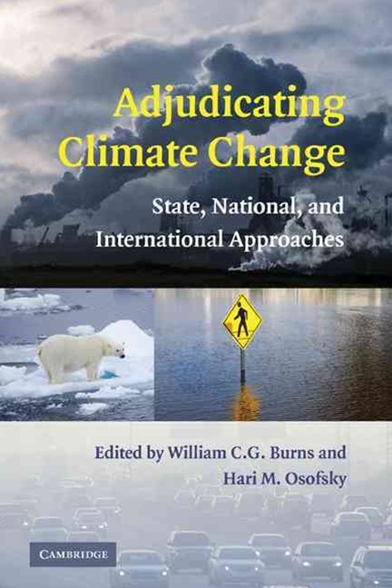 Adjudicating Climate Change