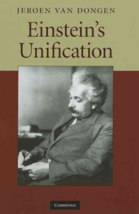Einstein's Unification by Jeroen van Dongen (9780521883467) - HardCover - Biographies General Biographies