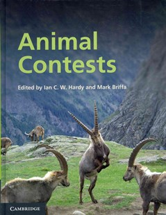 Animal Contests by Ian C. W. Hardy, Mark Briffa, Geoff A. Parker (9780521887106) - HardCover - Science & Technology Biology