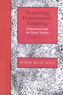 Promoting Experimental Learning by Marie Boas Hall, Marie Boas Hall (9780521892650) - PaperBack - Science & Technology Engineering