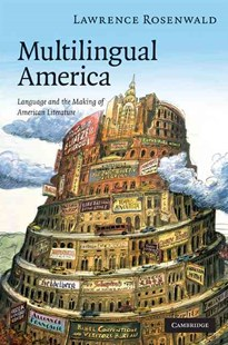 Multilingual America by Lawrence Alan Rosenwald, Lawrence Alan Rosenwald (9780521896863) - HardCover - Reference