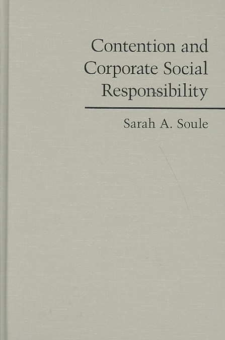 Contention and Corporate Social Responsibility