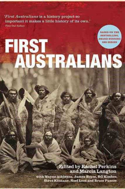 First Australians Unillustrated