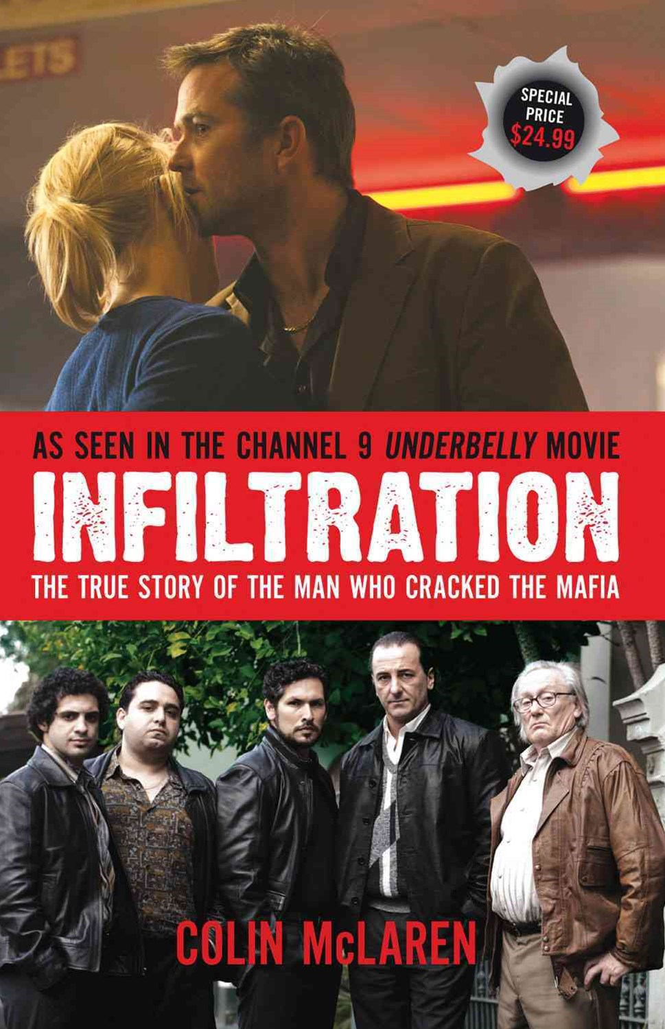 Infiltration: The True Story Of The Man Who Cracked The Mafi
