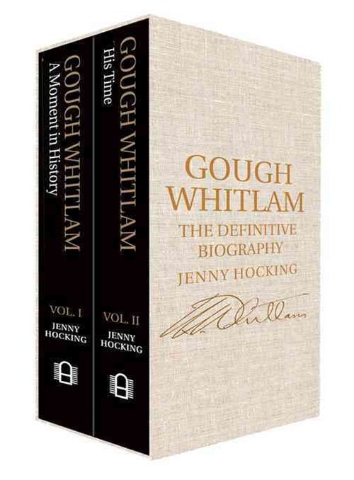 Gough Whitlam: The Definitive Biography