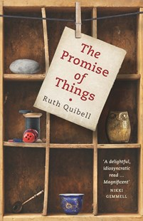 The Promise of Things by Ruth Quibell (9780522868791) - PaperBack - Art & Architecture Fashion & Make-Up