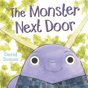 The Monster Next Door - Children's Fiction Intermediate (5-7)
