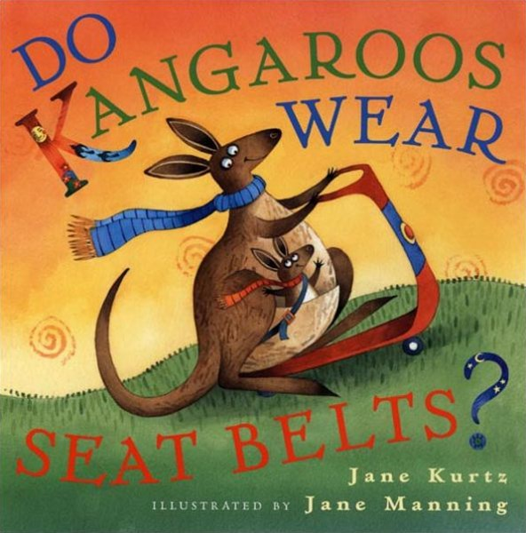 Do Kangaroos Wear Seatbelts?
