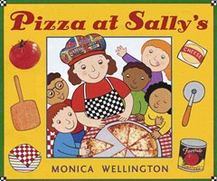 Pizza at Sally