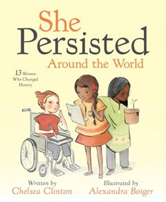 She Persisted Around the World