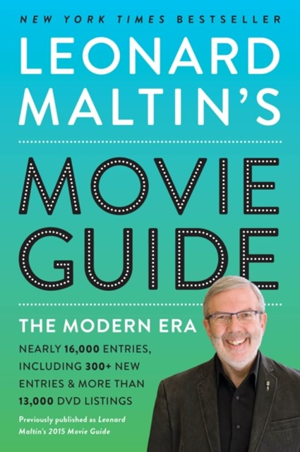(ebook) Leonard Maltin's Movie Guide
