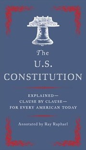 The U.S. Constitution by Ray Raphael (9780525562542) - PaperBack - History North America