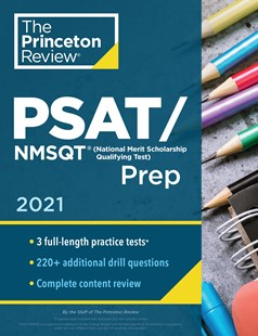 Princeton Review Psat/NMSQT Prep, 2021 by The Princeton Review (9780525570288) - PaperBack - Education Study Guides