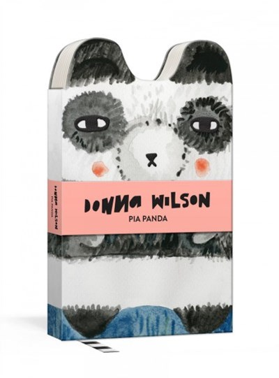 Pia Panda Critter Journal