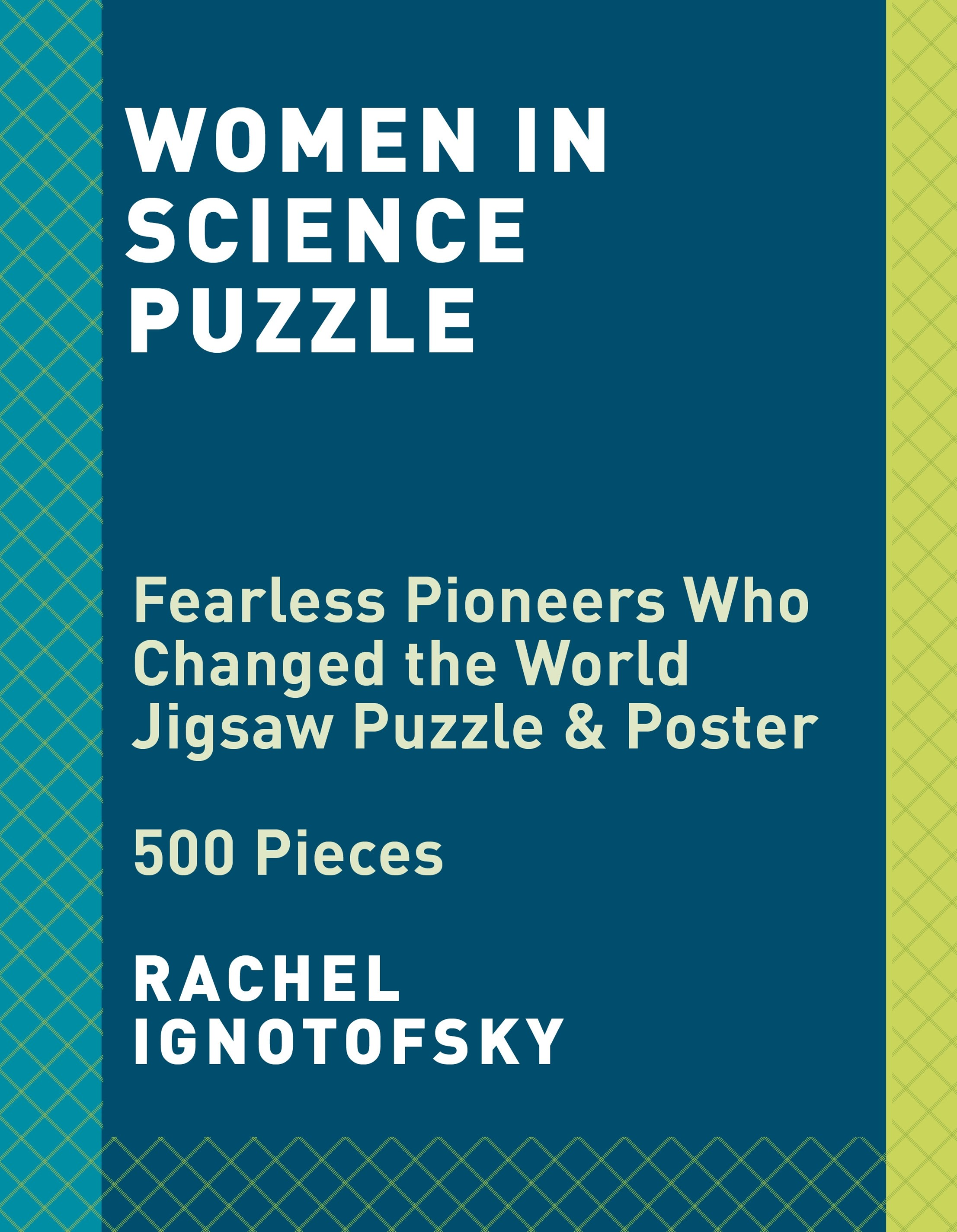 Women In Science Puzzle