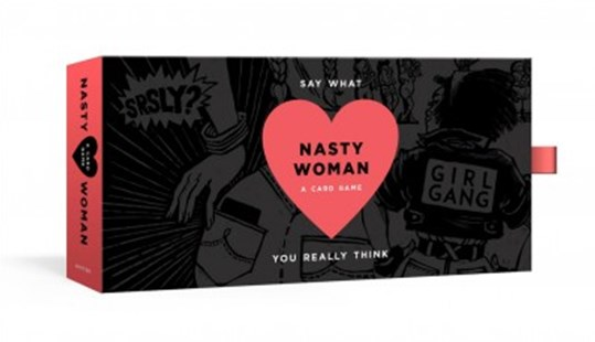 The Nasty Woman Game by  (9780525576051) - Game - Biographies General Biographies