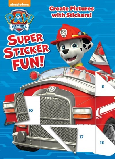 Paw Patrol Super Sticker Fun!