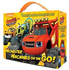 Monster Machines on the Go!