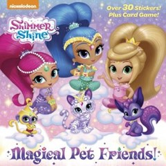 Magical Pet Friends!