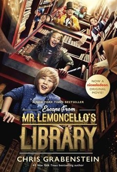Escape from Mr. Lemoncello