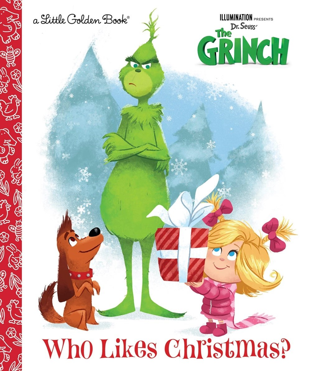 Illumination Presents Dr. Seuss' the Grinch Little Golden Book