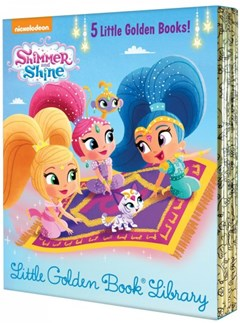 Shimmer and Shine Little Golden Book Library