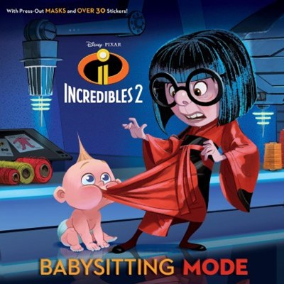 Incredibles 2 Pictureback