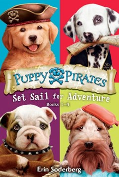 Puppy Pirates Set Sail for Adventure