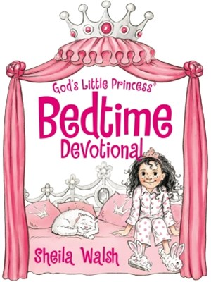 (ebook) God's Little Princess Bedtime Devotional