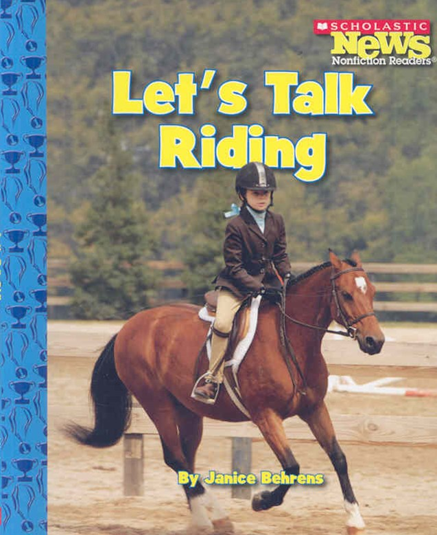 Let's Talk Riding