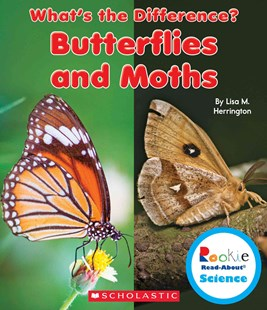 Butterflies and Moths by Lisa M. Herrington (9780531215333) - PaperBack - Non-Fiction Animals