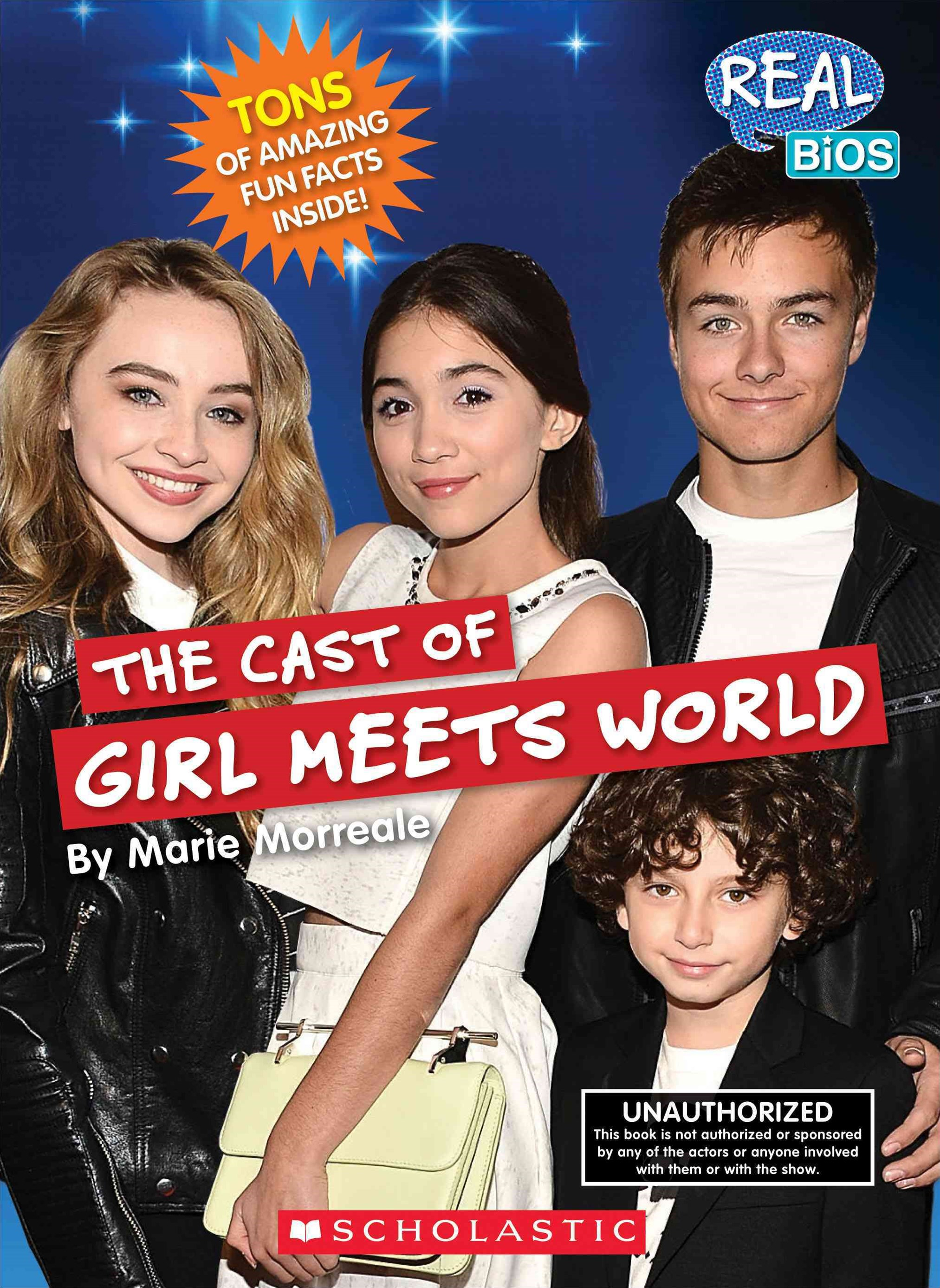 The Cast of Girl Meets World