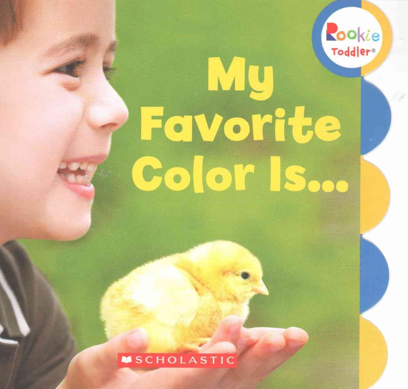 My Favorite Color Is...