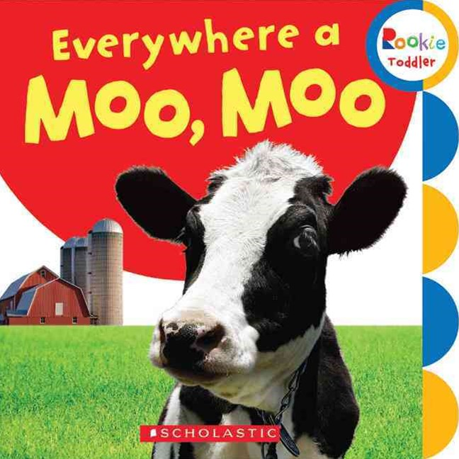 Everywhere a Moo, Moo