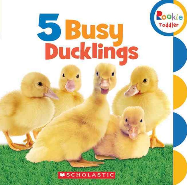 5 Busy Ducklings