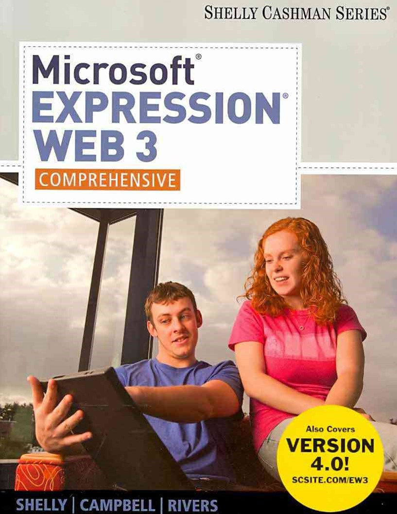 Microsoft© Expression Web 3 : Comprehensive