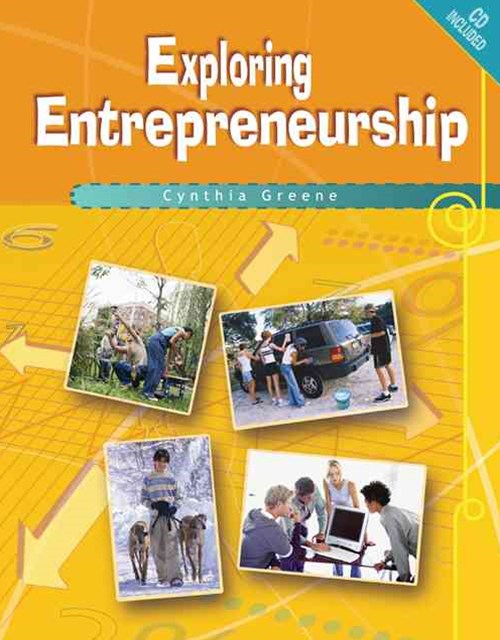 Exploring Entrepreneurship and Economics (with CD-ROM)