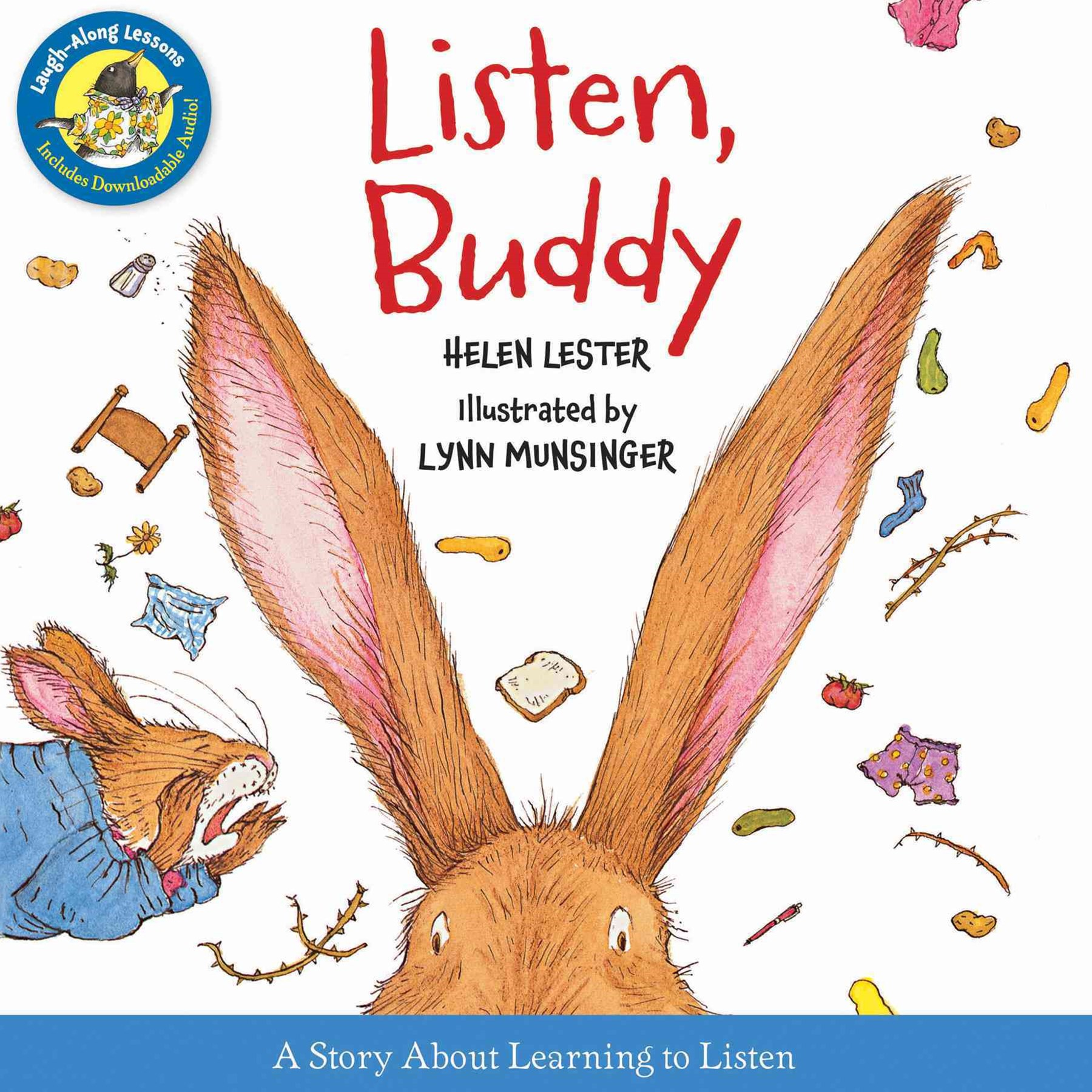 Listen Buddy: Laugh Along Lessons