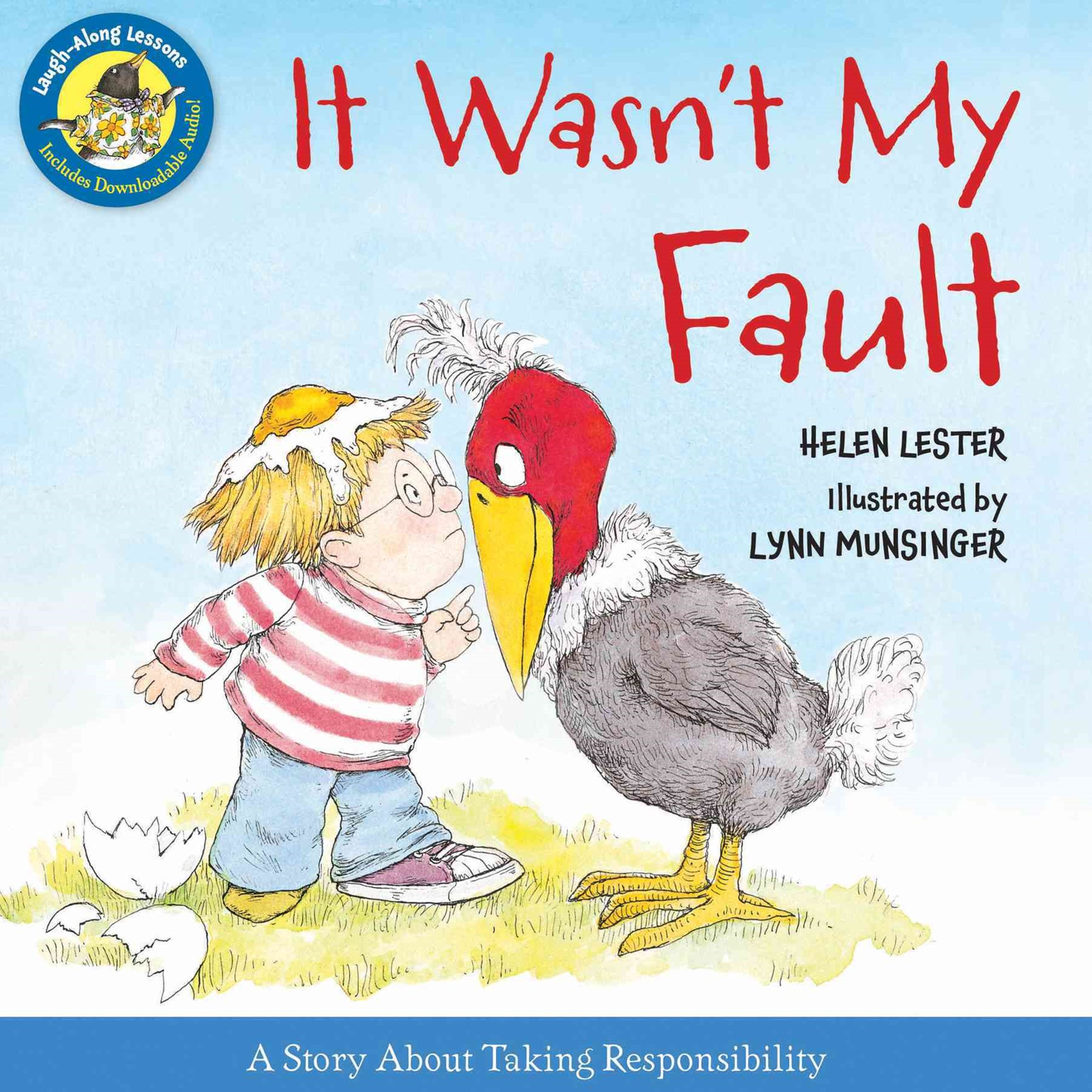It Wasn't My Fault: Laugh Along Lessons