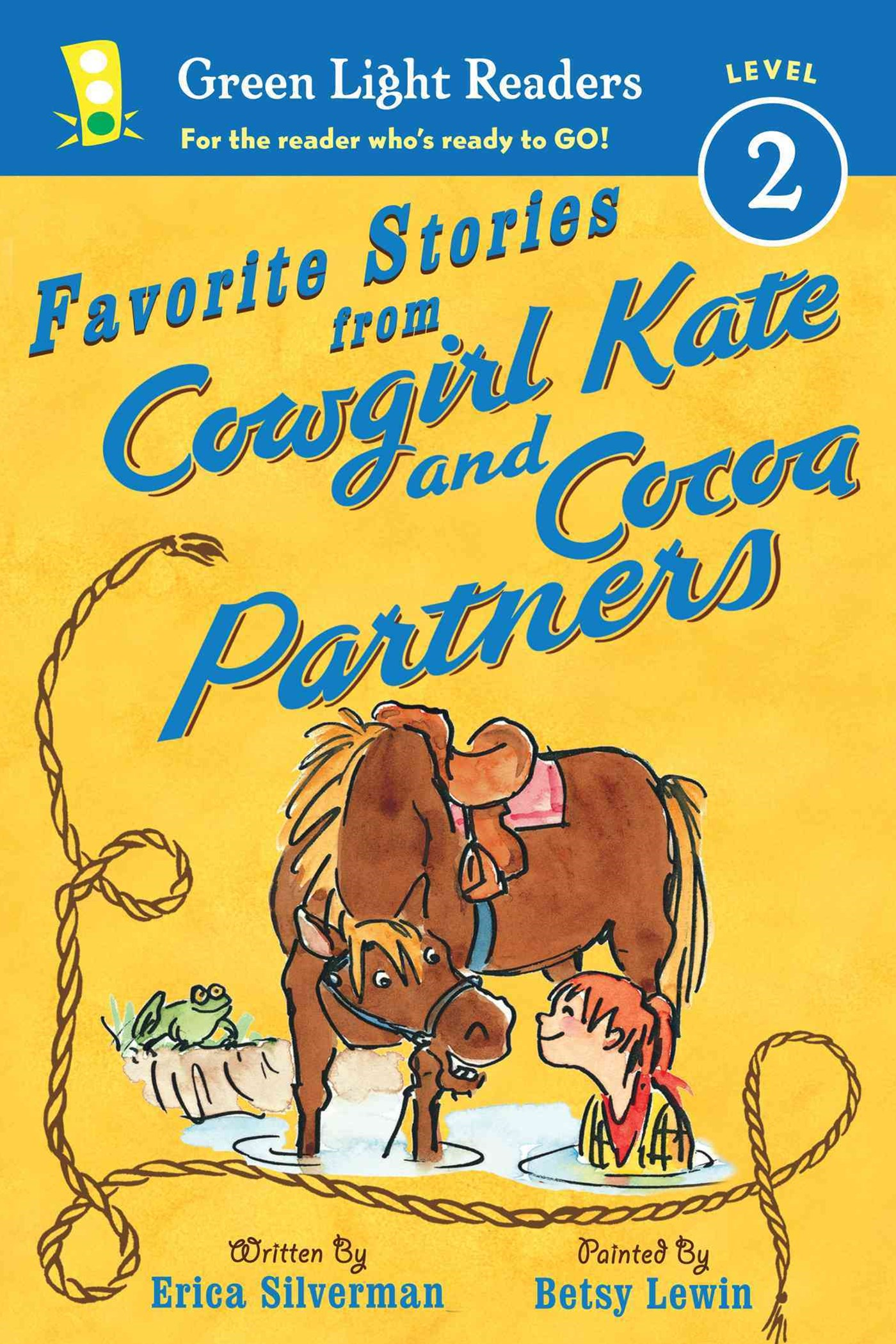 Favorite Stories from Cowgirl Kate and Cocoa: Partners GLR L2