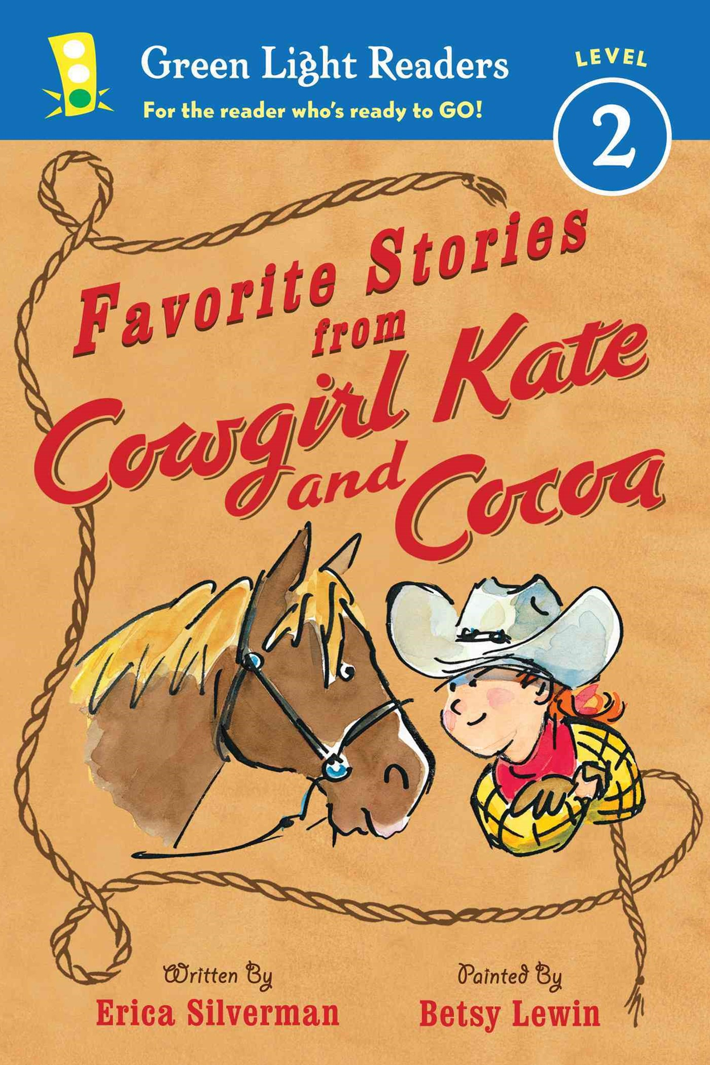 Favorite Stories from Cowgirl Kate and Cocoa GLR L2