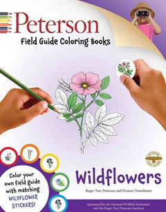 Peterson Field Guide Coloring Book: Wildflowers
