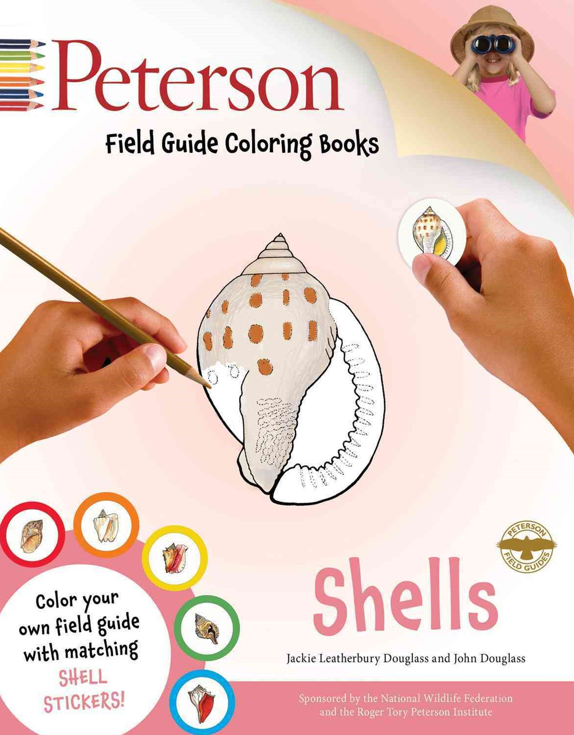 Peterson Field Guide Coloring Book: Shells