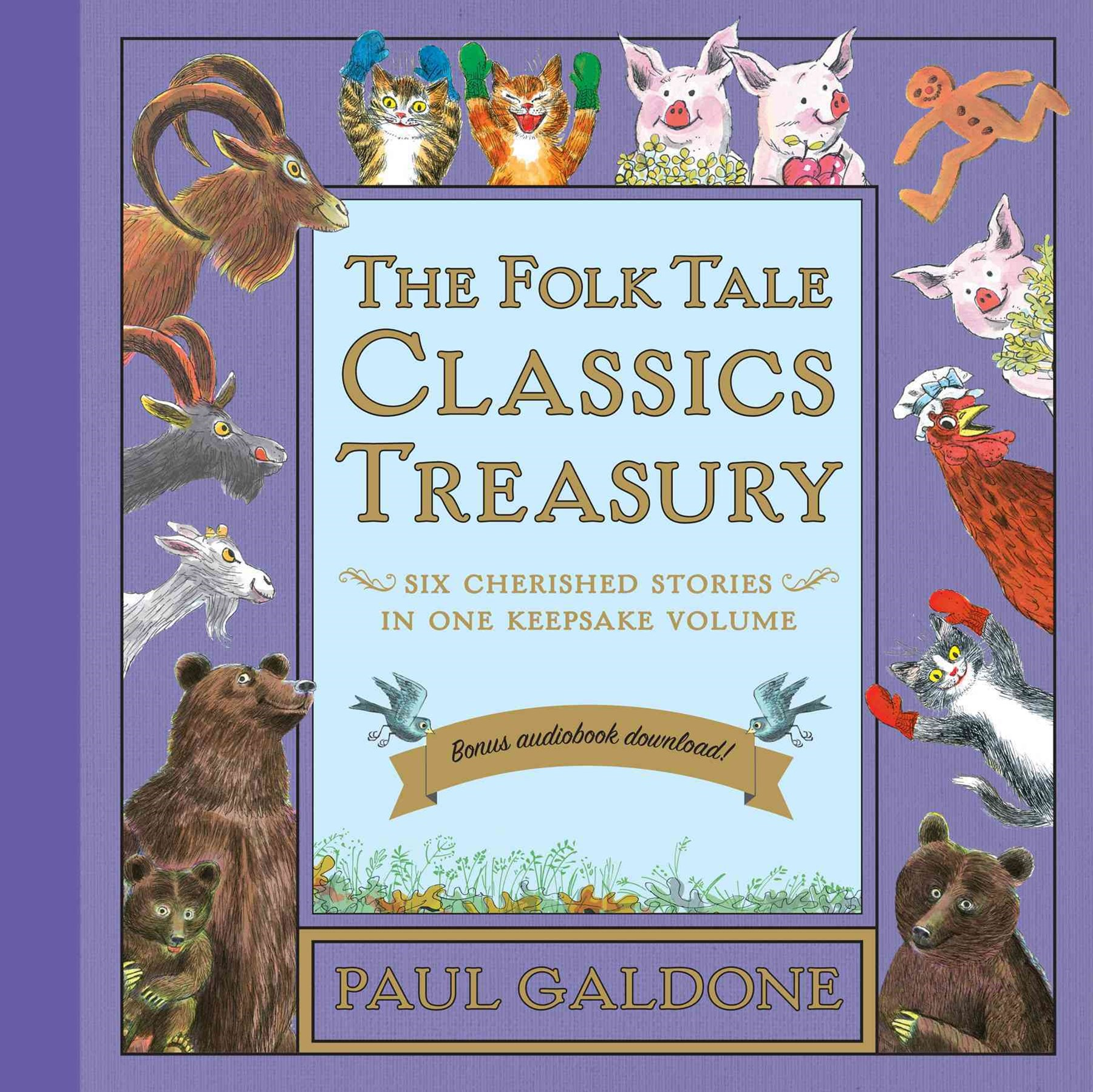 The Folk Tale Classics Treasury